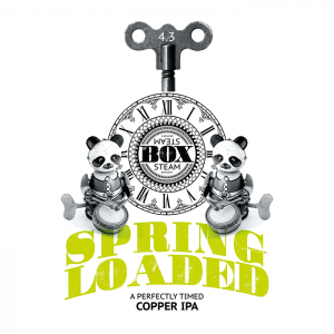 Spring Loaded copper IPA