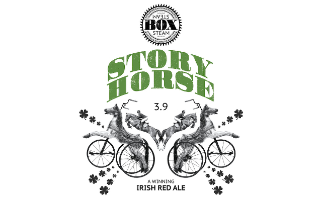 Story Horse Irish Red Ale - now available for Cheltenham Gold Cup delivery